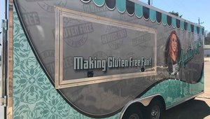Gluten-free food trailer gains a foothold through trial and error