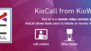 KioWare Releases KioCall Video Conferencing App