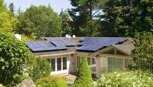 Solar Output in California