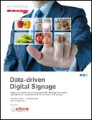 Data-driven Digital Signage
