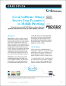 Kiosk Software Brings Secure User Payments to Mobile Printing