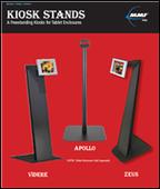 KIOSK stands -  Freestanding Kiosks for Tablet Enclosures