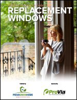 What to Look for in Today's Replacement Windows