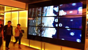 Digital signage optimizes strategies for corporate and campus communications