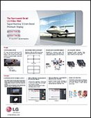 LG 55LV77A Specification Sheet.