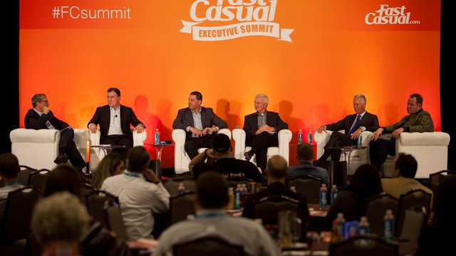 Foodservice CEOs weigh in on change