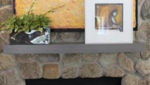 Sustainable artwork adorns HGTV green home