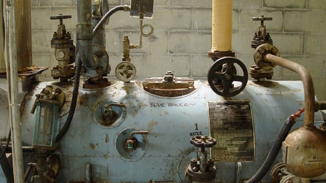 Should you replace your commercial boiler? | Proud Green Building