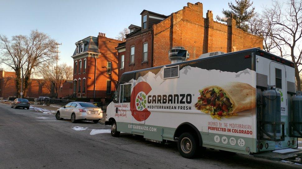 Garbanzo trucks it to St. Louis
