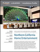 Northern California Home Entertainment - Planar DirectLight
