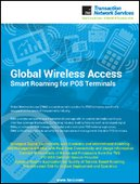 Global Wireless Access: Smart Roaming for POS Terminals