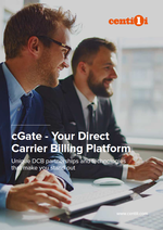 cGate - Direct Mobile Billing Platform