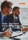 cGate - Direct Mobile Billing Platform