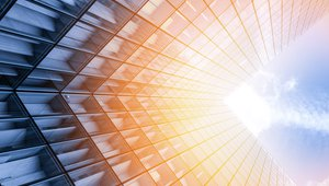 Solar power windows can boost efficiency of tall buildings