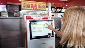 Why restaurant ordering kiosks won't replace employees