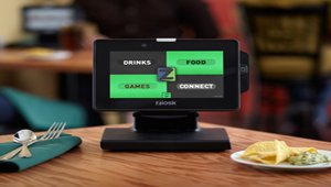 Ziosk tabletop ordering kiosks expand nationwide