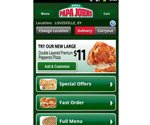 Papa John's launches Android app