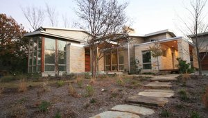 Dallas home going for LEED Platinum