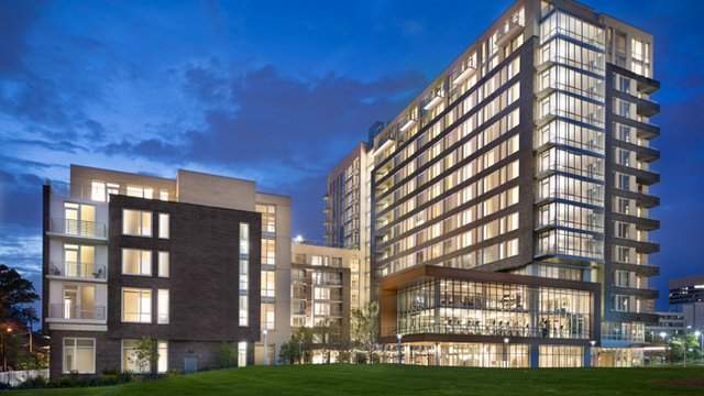 Shining star: Pearl earns first Fitwel certification for multifamily building