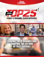 2015 Fast Casual Top 26 Executives