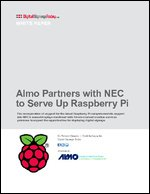 Almo Partners with NEC to Serve Up Raspberry Pi