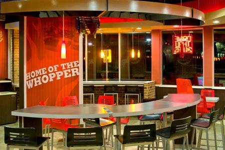 Burger King Launches Upscale Store Designs Qsrweb