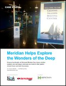 Meridian Helps Explore the Wonders of the Deep