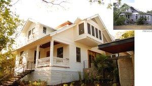 Historic green home renovation