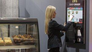 Interactive self-service at Wincor World 2014