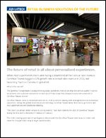 Retail Business Solutions of the Future