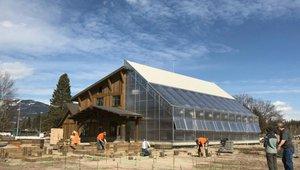 Landmark Montana center lays foundation for sustainability education