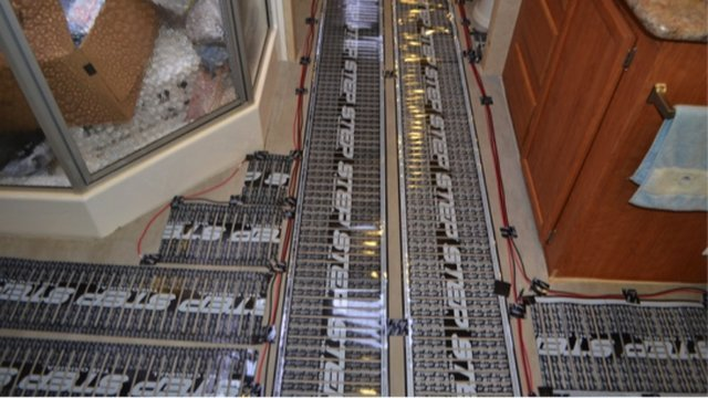 radiant floor heating for rvs and travel trailers makes camping more comfortable - Radiant Floor Heating