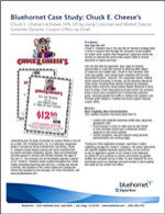Chuck E. Cheese's Achieves 74% Lift by Using Customer and Market Data to Generate Dynamic Coupon Offers via Email