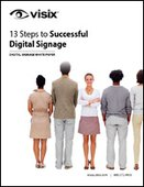 13 Steps to Successful Digital Signage