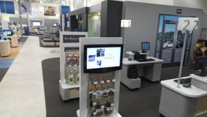 The Microsoft Retail Experience Center showcases new and emerging technologies that create connected and differentiated experiences throughout the retail environment.