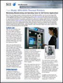 Seiko Instruments minimize ATM costs