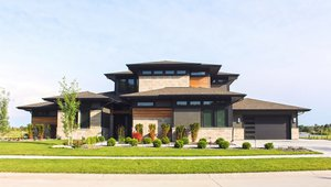 Great Green Home   Lakeside Luxury by Charles Thomas Homes