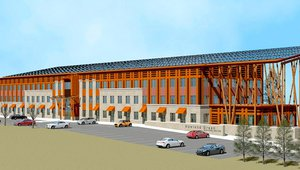 Business center aims to be Canada's first net positive energy office building