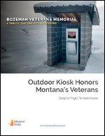 Outdoor Kiosk Honors Montana's Veterans