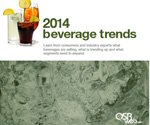 Taking a deep dive into beverage trends