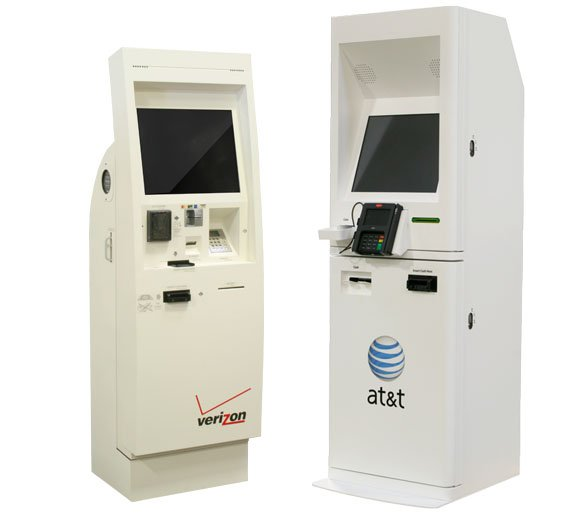 Bill Payment Kiosks / KIOSK Information Systems | World