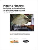 Pizzeria Planning: Designing and Maintaining an Efficient Pizza Kitchen