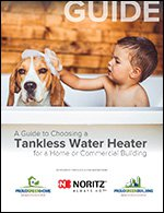 A Guide to Choosing a Tankless Water Heater for a Home or Commercial Building