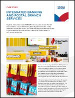 Case study: BAWAG P.S.K. integrates banking and postal branch services
