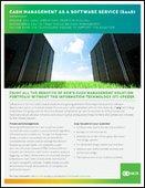 Cash Management as a Software Service