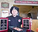 Detroit-style pizza maker crowned World Champion