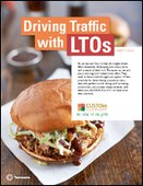Driving Traffic with LTOs