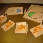 New 'green' pizza box company officially launches Monday
