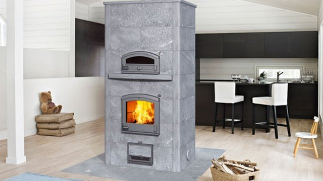 Wood fired masonry heaters warm up home heating options Heating options for small homes