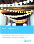 CX Case Study – Increasing CSAT Survey Response Rate by 10x | Intouch Insight